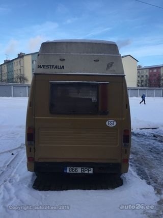 Mercedes-Benz 207 D WESTFALIA 2.5 53kW