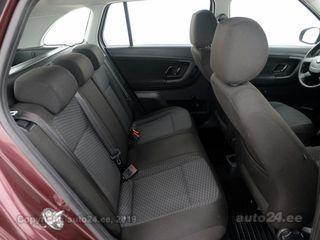 Skoda Fabia Facelift 1.2 51kW