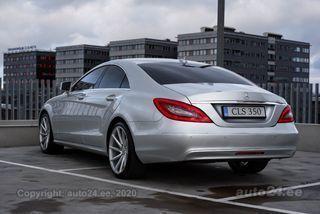 Mercedes-Benz CLS 350 3.0 195kW
