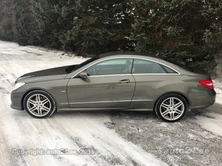 Mercedes-Benz E 350 3.5 215kW