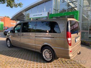 Mercedes-Benz Viano Ambiente 3.0 BlueEfficiency V6 165kW