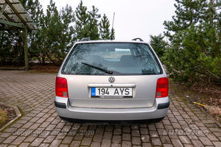 Volkswagen Passat Variant Turbo 1.8 110kW