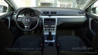 Volkswagen Passat Variant 1.6 TDI 77kW