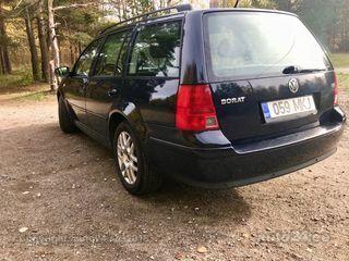 Volkswagen Bora 2.0 85kW
