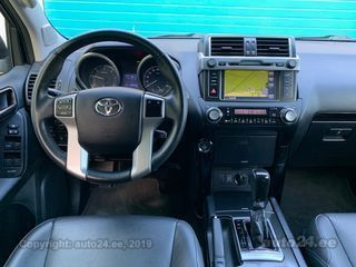 Toyota Land Cruiser LUXURY Limited Edition N1 2.8 130kW