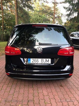 Volkswagen Sharan 1.4 110kW