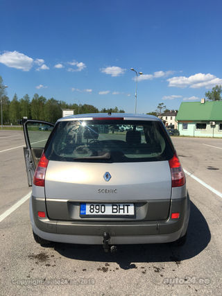 Renault Megane Scenic 1.9 88kW