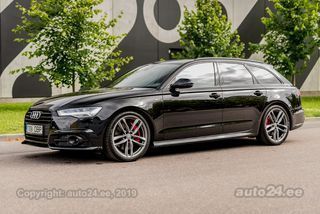 Audi A6 S-Line Competition 3.0 V6 240kW