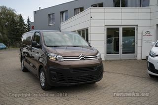 Citroen Jumpy Van L3 Club 120 BlueHdi 2.0 BlueHdi 90kW