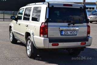 Jeep Commander LIMITED 3.0 CRD 160kW