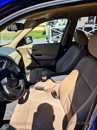 BMW X3 2.5 R6 141kW