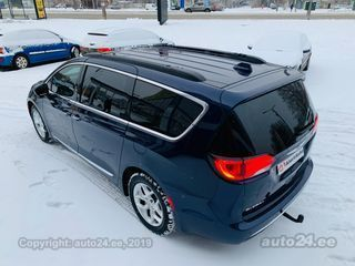 Chrysler Pacifica 3.6 214kW