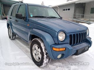 Jeep Cherokee Limited 2.8 110kW