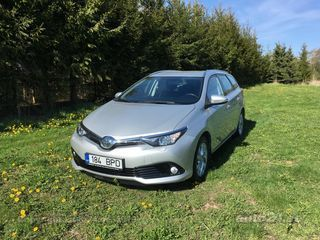Toyota Auris Touring Sports Active Valvematic 1.6 97kW