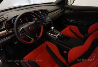 Honda Civic Type R GT Navi Sensing 2.0 Turbo 235kW