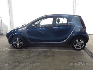 Smart Forfour 454 Passion 1.3 R4 MPI 70kW