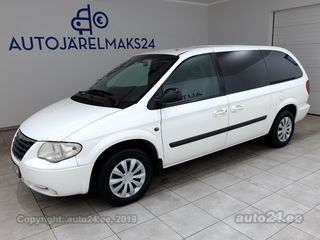 Chrysler Grand Voyager Limited Stow N Go ATM 2.8 CRD 110kW