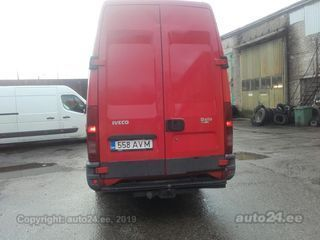 Iveco Daily 3.0 R4