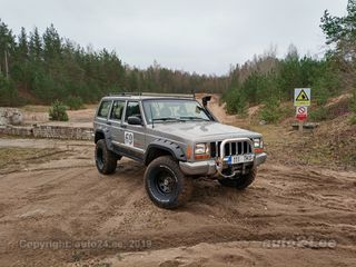 Jeep Cherokee Limited 4.0 135kW