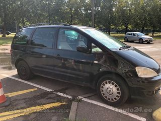 Ford Galaxy 2.3 107kW
