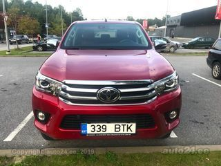 Toyota Hilux Invincible 2.4 110kW