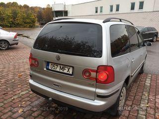 Volkswagen Sharan Comfortline 7K 1.9 TDI 85kW