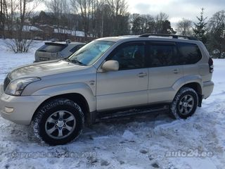 Toyota Land Cruiser 4WD Luxury 3.0 D4D 127kW