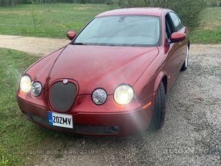 Jaguar S-Type Eindhoven 2.7 152kW