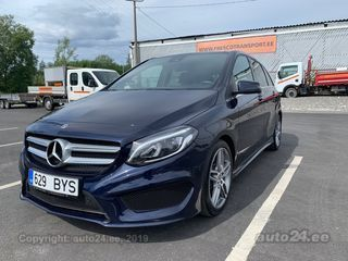 Mercedes-Benz B 200 AMG Design 2.1 100kW