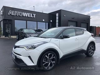 Toyota C-HR Crossover Dynamic Plus 1.8 72kW