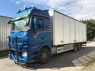 Mercedes-Benz Actros 2548 6x2 SIDE OPENING 350kW