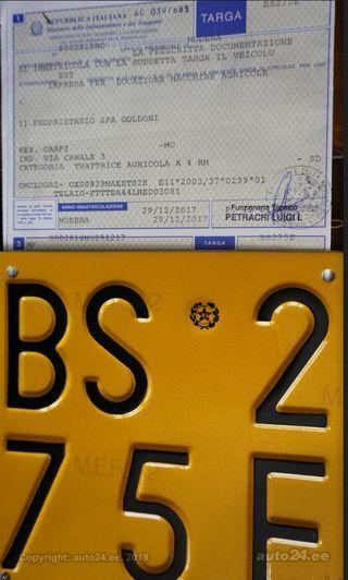 Goldhofer Lovol 504 Goldoni 3.2 R4