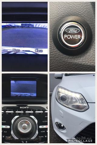 Ford Focus Turnier Titanium X NAVI 2.0 TDCI 120kW