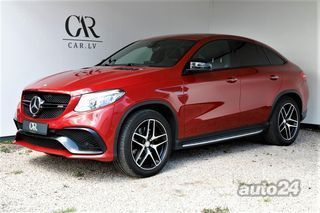 Mercedes-Benz GLE 450 AMG 4MATIC 3.0 270kW