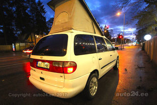 Ford Galaxy Westfalia CAMPERVAN MATKAAUTO 2.3 I 107kW