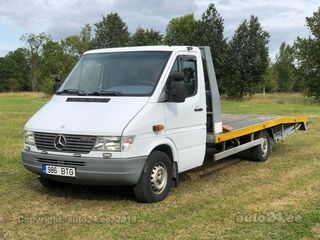 Mercedes-Benz Sprinter 312D 2.9 R5 90kW