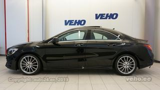 Mercedes-Benz CLA 220 d Coupe AMG 2.1 125kW