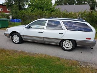 Mercury Sable Wagon 3.8 104kW