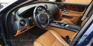 Jaguar XJ Long 5.0 V8 supercharged 375kW