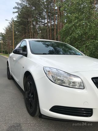 Opel Insignia LIMOUSINE NB 1.6 132kW