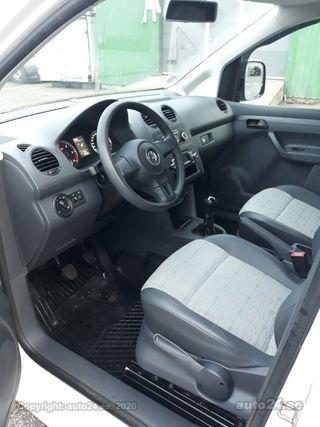 Volkswagen Caddy 1.6 R4 75kW