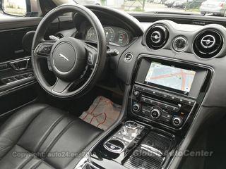 Jaguar XJ Luxury Facelift 3.0 V6 221kW