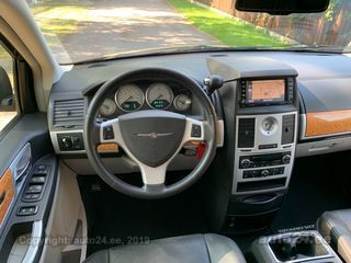 Chrysler Grand Voyager Limited Edition Executive 2.8 120kW