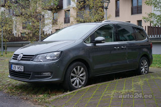 Volkswagen Sharan Highline 2.0 110kW