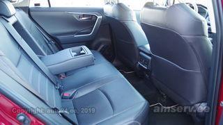 Toyota RAV4 Hybrid Premium 2.5 HSD 131kW