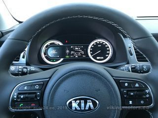 Kia Niro TX 6DCT 1.6 Hübriid 77kW