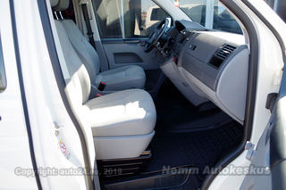 Volkswagen Transporter 2.5 TDI 96kW