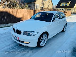 BMW 116 Executive Limited Edition 2.0 85kW