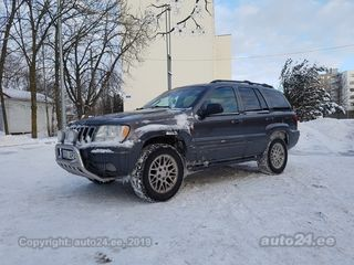 Jeep Grand Cherokee Limited 2.7 R5 120kW