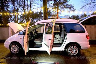 Ford Galaxy Westfalia CAMPERVAN TELK 2.3 I 107kW
